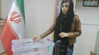 MUHAFAZAKAR - Türkiye'de Yaşayan İranlılar Sandık Başına Gitti