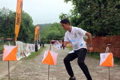 Türkiye Oryantiring Şampiyonası Düzce'de Başladı