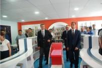 Tut İlçesine Yeni Nesil Z-Kütüphane Yapıldı
