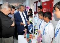 MEHMET YıLMAZ - Üreten Gençlik Proje Sergisi Açıldı