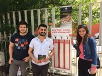 SİGARA İZMARİTİ - Uşak'ta Oylar Sigara İzmariti Panolarına Atılıyor