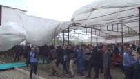 TEMEL ATMA TÖRENİ - Van'da Diyanet İşleri Başkanı Görmez Ve Davetliler Ölümden Döndü