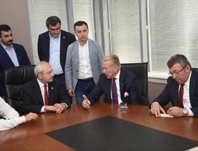 Yılmaz Özdil, Kılıçaroğlu'na gözükmedi