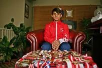 15 Yaşında 50 Madalyası Var
