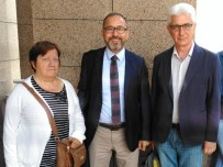 POLİS MÜDAHALE - 7 Saat Gözaltıya 100'Er Lira Manevi Tazminat