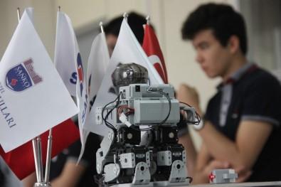 ABD'deki robot yarışlarına Türk öğrenciler damga vurdu