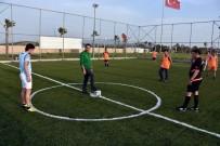 ÖZGÜR ÇEVİK - Aliağa'da Halı Saha Turnuvası