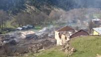 Alioğlu Köyünde Yaralar Sarılmaya Başlandı