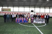 BAYAN FUTBOL TAKIMI - Altın Kiraz Dostluk Turnuvasında Görkemli Açılış