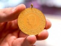 GRAM ALTIN - Altının düşüşü devam ediyor