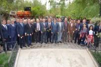 HAYDAR ALİYEV - Azerbaycan'ın Merhum Cumhurbaşkanı Aliyev, Iğdır'da Anıldı