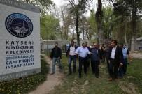 BEKIR YıLDıZ - Başkan Çelik'ten Yatırım Gezisi
