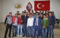 Belediye Başkanı Karaaslan Asker Uğurlamasına Katıldı