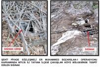 SÖZLEŞMELİ ER - Bitlis'te 7 Odalı Sığınak Ve Malzemeler İmha Edildi