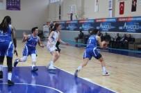 HOUSTON - Bornova Beckerspor Tur Atladı