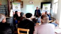 Büyükşehir Belediyesi Üreticileri Bilgilendirmeye Devam Ediyor