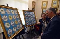 MAHMUT ŞAHIN - Büyükşehir'den Geleneksel Türk Süsleme Sanatları Sergisi