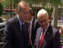 PARTİLİ CUMHURBAŞKANI - Cumhurbaşkanı Erdoğan 979 gün sonra AK Parti'de