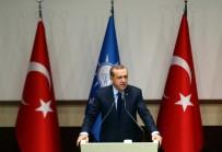 İKİNCİ SINIF VATANDAŞ - Cumhurbaşkanı Erdoğan'dan Avrupa Birliği'ne Sert Tepki