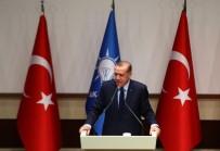SEMİHA YILDIRIM - Cumhurbaşkanı Erdoğan Ve Başbakan Yıldırım, Parti Genel Merkezinde Bir Araya Geldi