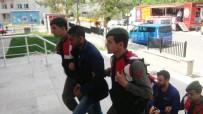 BANGLADEŞ - Edirne'de 66 Kaçak Göçmen Yakalandı