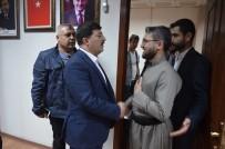 SADDAM HÜSEYİN - Erbil Heyetinden AK Parti'ye Ziyaret