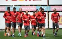 SEMİH KAYA - Galatasaray, Kasımpaşa Maçı Hazırlıklarına Başladı
