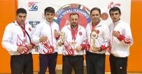 ERDEMIR - Genç Boksörlerden Karadağ'da 3 Madalya