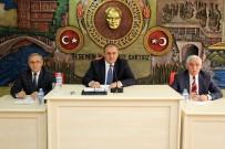 YEŞILDERE - Gümüşhane İl Genel Meclisi'nin Mayıs Ayı Toplantıları Başladı