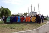 ŞAKIR YÜCEL KARAMAN - Güngören Belediyesi'nin Düzenlediği Edirne Gezilerine Yoğun İlgi