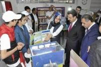 FATIH ÖZDEMIR - Gürün'de TÜBİTAK 4006 Bilim Fuarı Açıldı