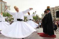 ŞEHIR TIYATROLARı - Hz. Mevlana Karaman'dan Temsili Olarak Konya'ya Uğurlandı