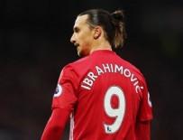 ZLATAN IBRAHİMOVİC - Ibrahimovic'ten haber var