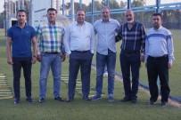 AYTAÇ DURAK - İpekoğlu Açıklaması 'Adana Demirspor'a Başarılar Dilerim'