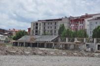 17 AĞUSTOS - Kars Şehir Stadının Yapımı Yılan Hikayesine Döndü