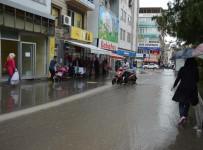 Kırıkkale'de Şiddetli Yağış