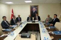 KUDAKA 87. Yönetim Kurulu Toplantısı Bayburt'ta Yapıldı