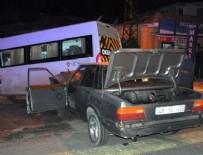 BOZARMUT - Muğla'da feci kaza