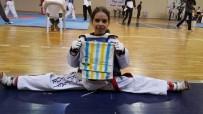 DINDAR - Minik Taekwondoculardan 3 Madalya