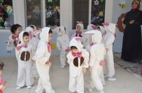 KEMAL ÖZGÜN - Miniklerin Hazırladığı Sergi Açıldı