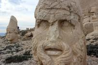 NEMRUT DAĞI - Nemrut'ta Turizm Sezonu İyi Başladı