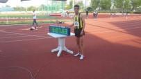 Nevşehirli Atlet Türkiye Birincisi Oldu