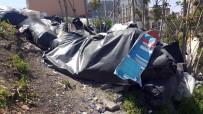 UYUŞTURUCU BAĞIMLILARI - Kağıthane'de Çöp Dağları Geri Döndü