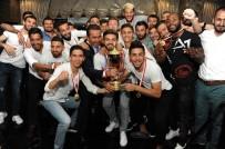 CEBRAIL - Şampiyon Altındağ'dan Görkemli Kutlama