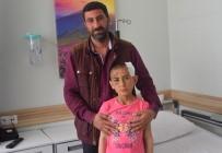 AZEZ - Savaş Mağduru Suriyeli Kız Anka'da Şifa Buldu