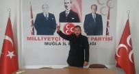 ALİ COŞKUN - Sinan Yılmaz MHP Milas İlçe Başkanı Seçildi