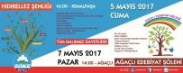AĞAÇLı - Söke Belediyesinden 5 Ve 7 Mayıs'ta İki Etkinlik