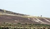 Suriye Sınır Hattında Duvar Yapımına Hız Verildi