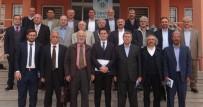 TÜRKIYE YAZARLAR BIRLIĞI - Türkiye Yazarlar Birliği 9. Şubeler Buluşması Erzurum'da Yapıldı