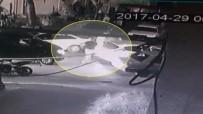 ÇENGELKÖY - Üsküdar'da Kanlı Biten Trafik Tartışması Kamerada